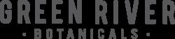 Green River Botanicals logo