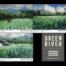 Greeb River Botanicals farm stickers