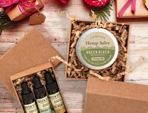 Holiday Stress, Tips, and GRB Gift Boxes