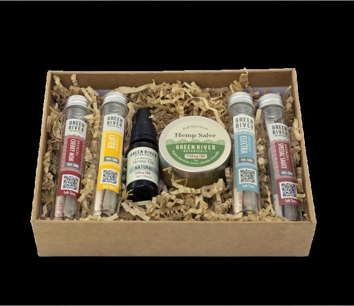 Green River Grande Gift Pack