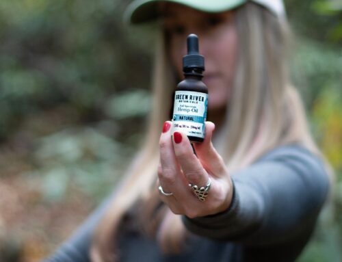 3 Surprising Uses for Your Full-Spectrum Hemp Oil That Contains CBD