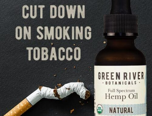 CBD Has Been Proven To Help Cigarette Smokers Cut Down On Smoking Tobacco